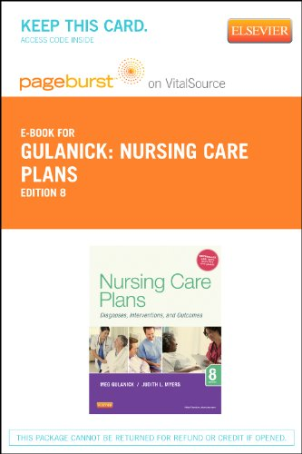 Nursing Care Plans - Elsevier eBook on VitalSource (Retail Access Card): Diagnoses, Interventions, and Outcomes, 8e