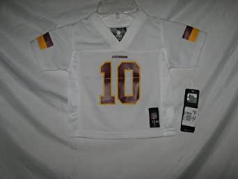 Robert Griffin III Washington Redskins White NFL Infants 2013-14 Season Mid-tier Jersey (Infants 12 Months)