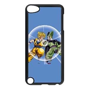 Dragon Ball Z Goku & Cell iPod Touch 5 Case Black NiceGift pjz0035042622