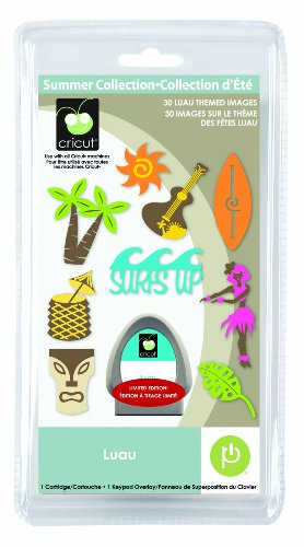 Cricut Luau Seasonal Cartridge by Cricut