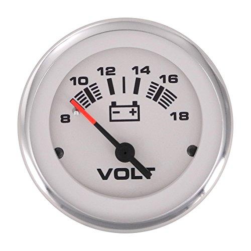Sierra International 59656P Lido 65 mph Fog Resistant Voltmeter