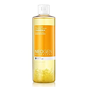 Neogen Real Flower Cleansing Water Calendula, 10 Ounce