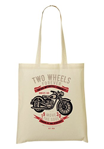 Soul The Fourre provisions Moto Move tout Est Two Wheels Forever Sac Old à 1930 Sac RaqFItx