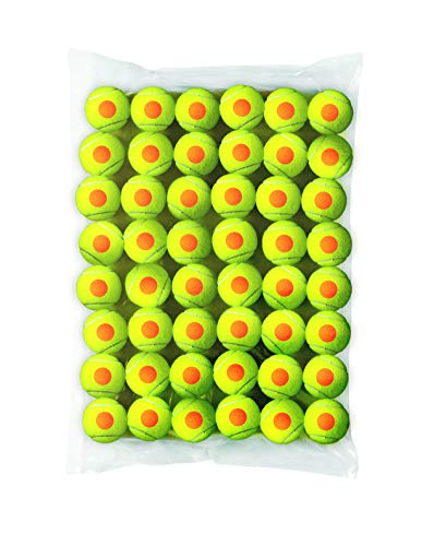 Wilson Starter Orange Tennis Balls, 48-Pack
