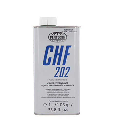 Pentosin Hydraulic Fluid CHF202 1L  8403107 (Pentosin Steering Power)