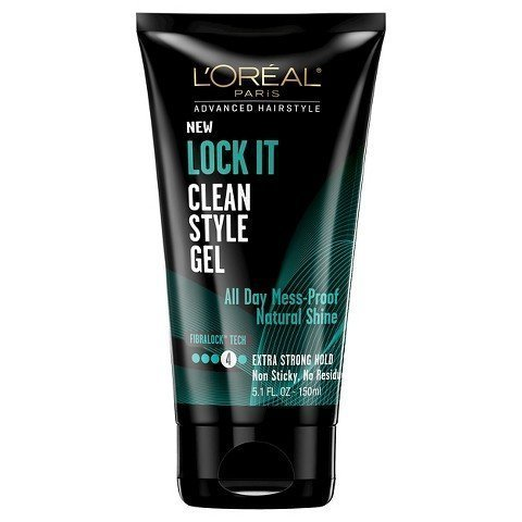 L'Oreal Paris Advanced Hairstyle Lock It Clean Style Gel All