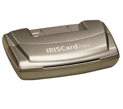 iriscard mini 4 software