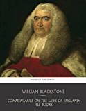 Commentaries on the Laws of England: All Books