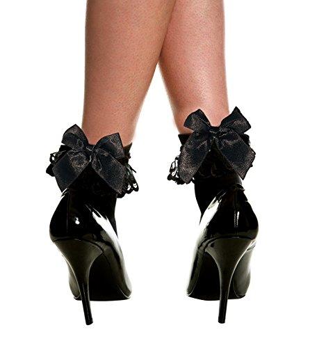 Sexy Black Bow - 8