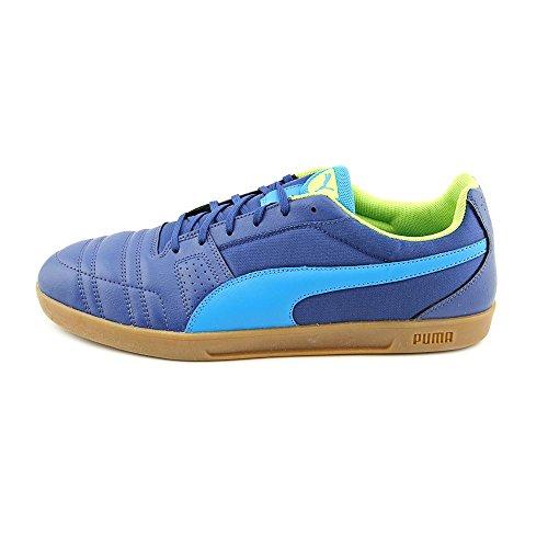 Puma - punta cerrada hombre azul - azul