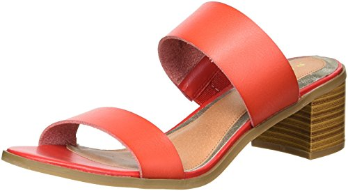 Rampage Women's Ram-Hatty Heeled Sandal, Red Burnished, for sale  Delivered anywhere in Canada