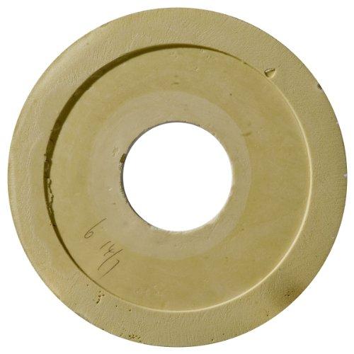 Ekena Millwork CM12BR Ceiling Medallion 12 1/2''OD x 3 7/8''ID x 3/4''P Primed by Ekena Millwork (Image #3)