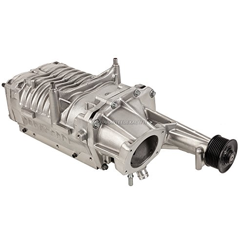 Eaton TVS Supercharger For Ford Mustang Shelby GT500 5.8L Jaguar XKR XFR Land Rover Range Rover & Sport Supercharged - BuyAutoParts 40-10054R -
