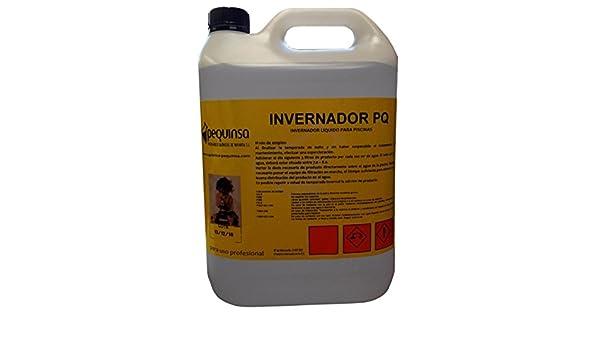 Invernador líquido para piscinas.Envase 5 Litros.: Amazon.es ...