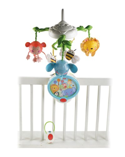 Fisher-Price Discover 'n Grow Twinkling Lights Projector Mobile by Fisher-Price