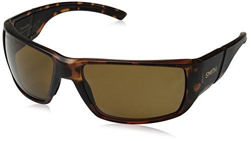 Smith Transfer ChromaPop+ Polarized Sunglasses, Matte Tortoise, Brown Lens