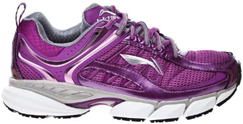 Lining Zapatillas Centaurus Violeta 42 (US 7.5): Amazon.es ...