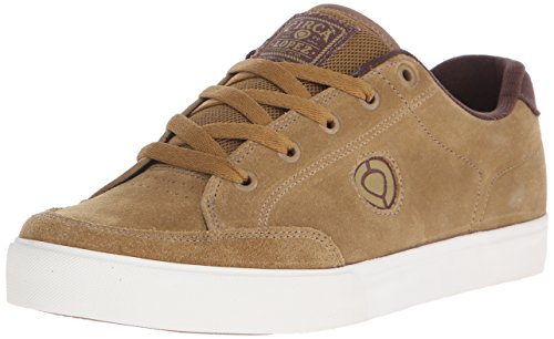 (C1RCA Men's AL50 Slim, Camel/Pinecone, 8.5 M US)