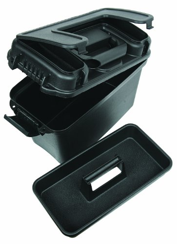 Allen Company Dry Box, Black, 14 x 7 inches Size