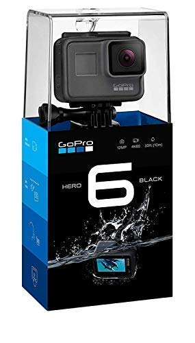 GoPro HERO6 Black 4K Action Camera – Certified Refurbished