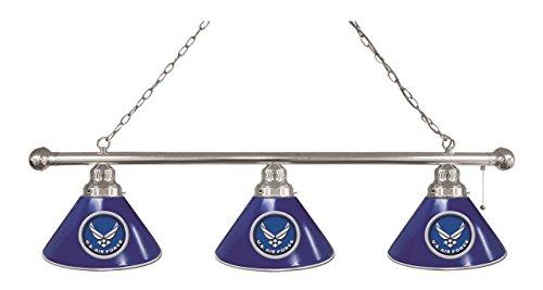 - Holland Bar Stool Co. U.S. Air Force 3 Shade Billiard Light