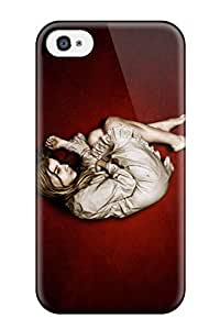 Awesome Design Let Me In Hard Case Cover For Iphone 4/4s