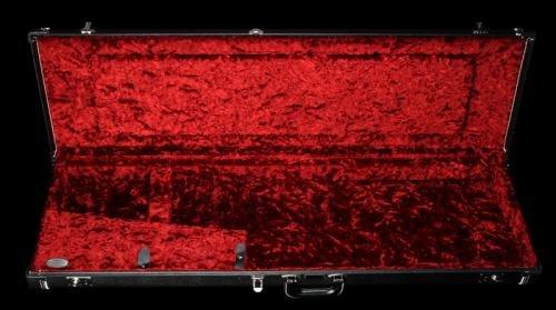 Fender Bass VI Case - Black