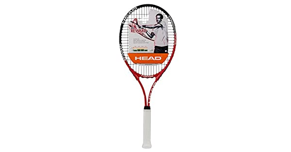 Amazon.com: HEAD Ti Reward Tennis Racquet: Sports & Outdoors