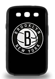 Galaxy 3D PC Case Cover NBA Brooklyn Nets Logo Galaxy S3 Protective 3D PC Case ( Custom Picture iPhone 6, iPhone 6 PLUS, iPhone 5, iPhone 5S, iPhone 5C, iPhone 4, iPhone 4S,Galaxy S6,Galaxy S5,Galaxy S4,Galaxy S3,Note 3,iPad Mini-Mini 2,iPad Air )