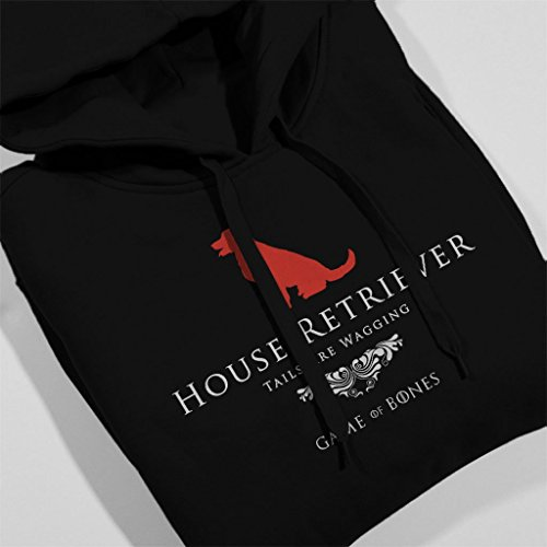 House Women's Hooded Game Sweatshirt Of Retriever Thrones Inspired xwn7xrT