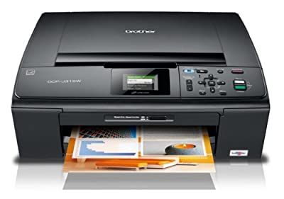 Brother MFC-J265W Wireless All-in-One Inkjet Printer, Copy/Fax/Print/Scan (BRTMFCJ265W) Category: Inkjet All-In-One Machines