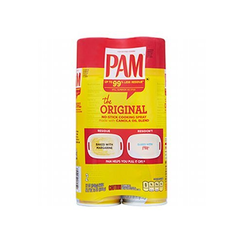 10 Pack Wholesale Lot PAM The Original No Stick Cooking Spray, 20 Cans Total by SSW Wholesalers