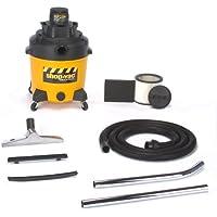 Shop-Vac 6101210 12-Gallon 2-Peak HP 2-Stage Contractor Wet/Dry Vacuum