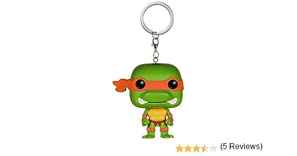Pocket POP! Keychain - TMNT: Michelangelo