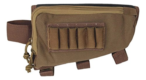 Tactical Sharpshooter Rifle Stock Pack (Coyote)