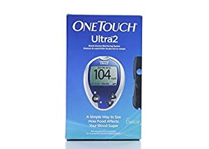 One Touch Ultra2 Glucose Monitoring System
