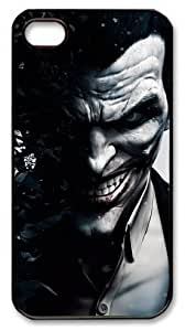 icasepersonalized Personalized Protective Case for iPhone 4/4S - The Joker