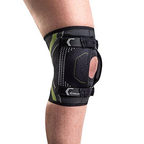 DonJoy Performance Dual-Pull Patella Stabilizer Knee Brace, Medium