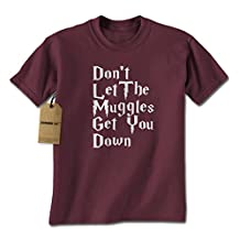 Expression Tees Don't Let The Muggles Get You Down Mens T-shirt