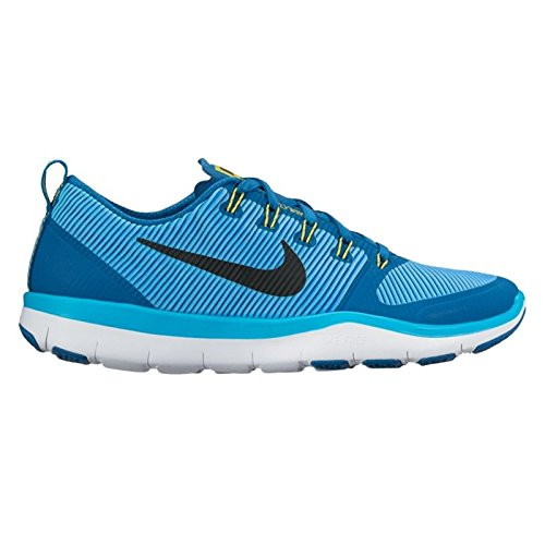 Nike Free Train Versatility sz 11 Industrial Blue/Black/Chlorine Blue Men's Cross Training
