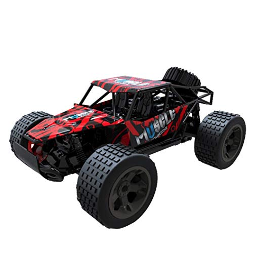 Cinhent Toys, 1:20 2WD High Speed Racing Car 4WD Remote Control Truck Off-Road Buggy RC Drive Gift Adults Kids Novelty Decompression Daily Funny Games Outdoor (B) (Buggy Road Off Gas)
