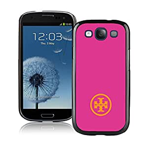 New Antiskid Designed Cover Case For Samsung Galaxy S3 I9300 With Tory Burch 58 Black Phone Case