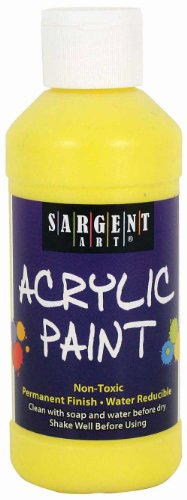 Sargent Art 22 2302 8 Ounce Acrylic