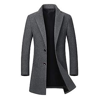 Men's Gray Coat