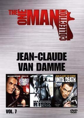 Jean-Claude Van Damme The One Man Collection: The Hard Corps [2006] + Maximum Risk [1996] + Until Death [2007] [Import] by WESLEY SNIPES
