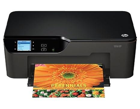 HP Deskjet 3520 - Impresora multifunción (Inyección de tinta ...