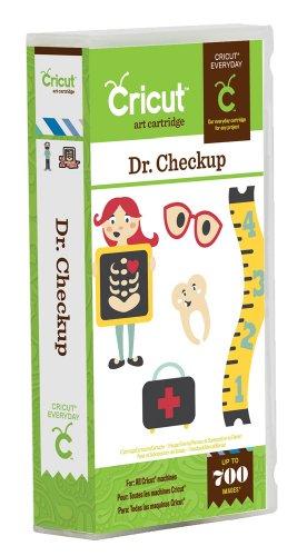 Cricut Dr. Checkup Cartridge]()