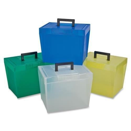 - PFX20881 - Pendaflex Economy File Box with Handle