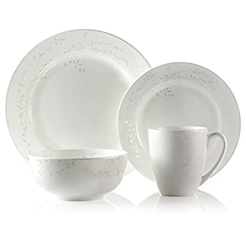 Roscher 32-piece Floral Blossom Bone China Dinnerware Set  sc 1 st  Amazon.com & Amazon.com | Roscher 32-piece Floral Blossom Bone China Dinnerware ...