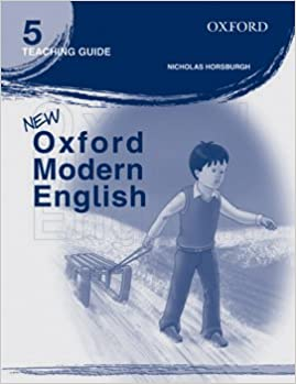 New Oxford Modern English Teacher's Guide 5: Nicholas Horsburgh ...